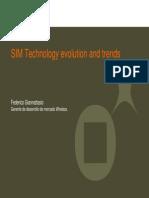 SIM Technology Evolution and Trends - Federico Giannattasio - GEMALTO