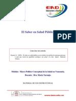 5El Saber de La Salud Publica MN
