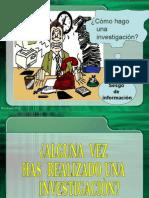 Lethierre Investigacion 2013 Sedes