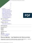 Les Questions Du Communisme (2012)