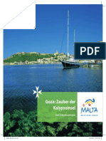Gozo Brochure - German