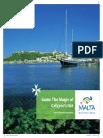 Gozo Brochure - English