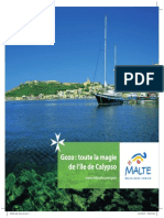 Gozo Brochure - French