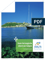 Gozo Brochure - Dutch