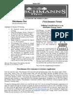 January 2014 Fleischmanns Flyer