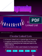 Linked List Circular