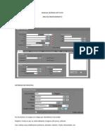 Manual Sistema Softflow