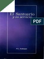 Andreasen, M. L - El Santuario y Su Servicio
