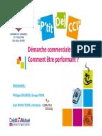 2009 09 Demarche Commerciale