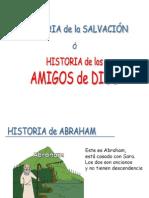 Historia Salvacion