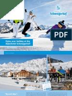 Hotel Schwaigerhof 2013 / 2014 Winter Brochure