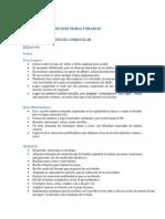 Plan Individual de Jose Maria Torancio