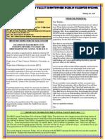 MVM Newsletter 2014.01.30