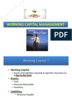 Lect 3 Working Capital Mgt