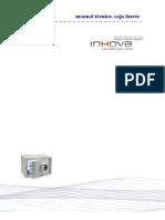 Manual Inhova Caja Fuerte