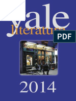 Yale University Press Literature 2014 Catalog