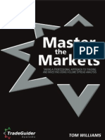 Master the Markets TOM WILLIAMS
