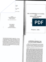 The Aggresssion on Bosnia and Genocide Against Bosniacs 1991-1993 by Smail Cekic