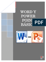 Modulo Word y Powerpoint
