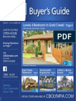 Coldwell Banker Olympia Real Estate Buyers Guide February 1st 2014