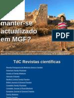 Como manter-se actualizado em MGF?