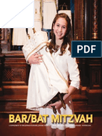 New Jersey Jewish Standard Bar/Bat Mitzvah supplement - Winter 2014