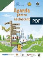 Agenda Pentru Adolescenti 2013