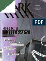 Mark Magazine - Shock Therapy