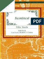 Jicotencal by Felix Varela