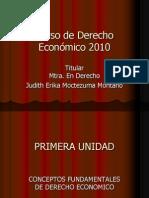 Historia Derecho Economico