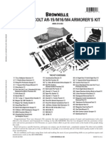 076-200-043 Armorers Kit Premium
