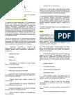 Notas Sobre EMDR