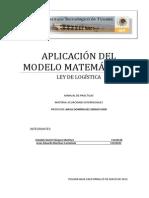 Articulo Publicidad Aplicacion Del Modelo Matematico de Ec Diferenciales