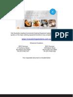 cobra cooktop c6c sales brochure_c