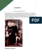 Vincent de Paul and Evangelization - Various Authors