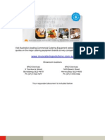 hallde food processor rg50 sales brochure_c