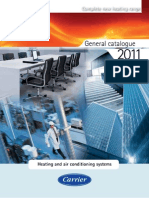 Catálogo General Carrier 2011