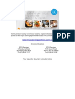 hallde food processor vcb32 sales brochure_c