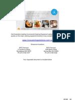 hallde foodprocessor vcb 61 sales brochure_c