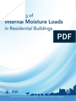 Internal Moisture Load