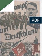 (1933) Stammverband Deutscher Antikommunistischer Vereinigungen-EinKampf Um Deutschland