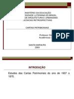 Cartas 1937-1970