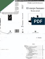 Lain Entralgo Pedro - El Cuerpo Humano Teoria Actual