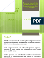 Capitulo IV Snmp
