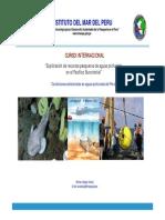 Explotacion de Recursos Pesqueros de Aguas Profundas