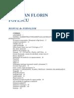 Cristian Florin Popescu Manual Jurnalism