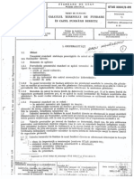 Calculul terenului de fundare in cazul fundarii directe STAS3300