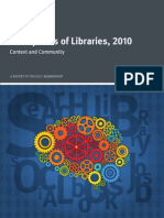 Perceptions of Libraries, 2010