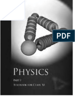 NCERT Class 11 Physics Part 1