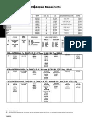 Engine Valve Lifter ITM 056-5149
